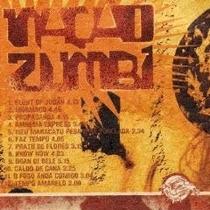 Cd Nação Zumbi - 2002 - Blunt Of Judah