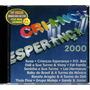 Cd Criança Esperança 2000 Com Los Hermanos P.o. Box Molejo