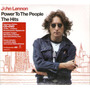 Cd + Dvd John Lennon - Power To The People The Hits - Novo**