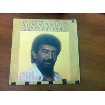 Lp Vinil Assisão Forró Ferruado - Forró- Retire Centro Rj