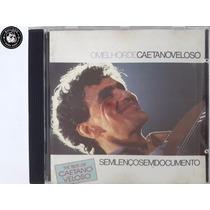 Cd Caetano Veloso Sem Lenço Sem Documento 1989 - I1
