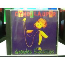 Cd Cyndi Lauper - Grandes Sucessos - Original
