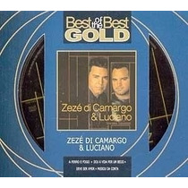 Best Of The Best Gold Zeze Di Camargo & Luciano Cd Lacrado