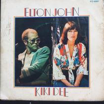 Elton John & Kiki Dee Don´t Go Breaking Compacto Vinil Raro