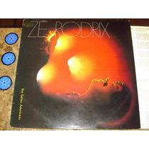 Lp Ze Rodrix - Soy Latino Americano (1976) C/ Encarte
