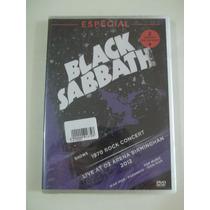 Black Sabbath - Dvd Especial 2 Shows - Lacrado!!!!