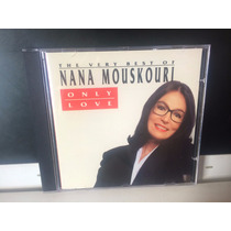 Nana Mouskouri, The Very Best Of: Only Love, 1991 Importado