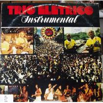Lp: Trio Elétrico - Instrumental