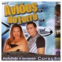 Dvd Avioes Do Forro Vol 1 Ao Vivo Original Lacrado