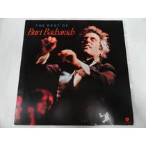 Lp The Best Of Burt Bacharach - Só As Melhores! - Raridade