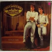 Lp / Vinil Sertanejo: Chitãozinho & Xororó - Cowboy... 1990