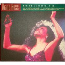 Cd Diana Ross - Motown