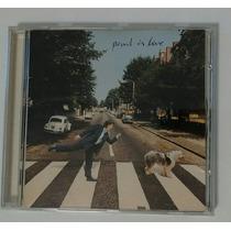 Paul Mccartney - Paul Is Live Cd Nacional