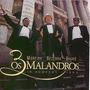 Cd-os 3 Malandros-moreira Da Silva-bezerra Da Silva-dicró