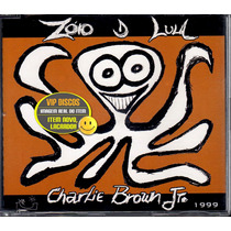 Charlie Brown Jr Cd Single Zóio De Lula - Raro