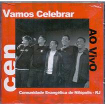 Cd Comunidade Evangélica De Nilópolis - Vamos Celebrar