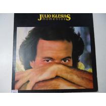 Disco De Vinil Lp Julio Iglesias Momentos Lindoooooooo