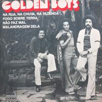 Golden Boys Na Rua, Na Chuva, Na Fazenda Compacto Vinil Raro