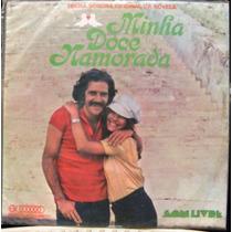 Minha Doce Namorada Lp Vinil Original Novela Rede Globo