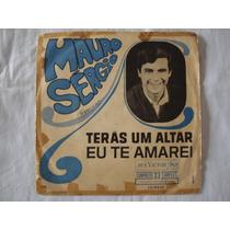 Mauro Sergio-compacto-teras Um Altar-eu Te Amarei-mpb-lp-vin