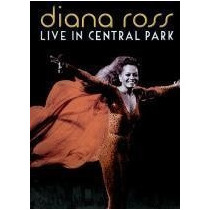 Dvd Diana Ross Live In Central ,park