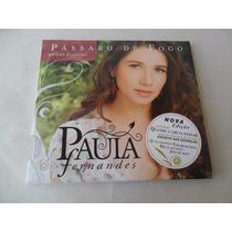 Paula Fernandes - Passaro De Fogo Ed Especial Slipcase Cd