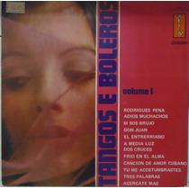 Lp Tangos E Boleros - Volume I - Chave Do Sucesso -