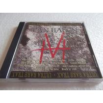Cd Van Halen Live In Concert - Van Halen