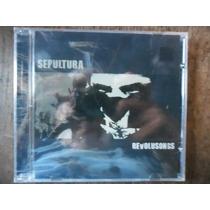 Cd Sepultura - Revolusongs Novo Lacrardo