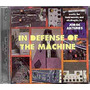 Em Defesa Da Máquina, (in Defense Of The Machine), Antunes