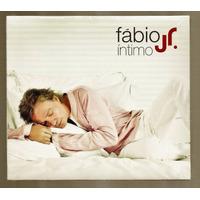 Fabio Jr Cd Intimo Novo Lacrado E Original Frete R$ 7,10