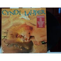 Lp/vinil-cyndi Lauper:true Colors-perfeito Estado