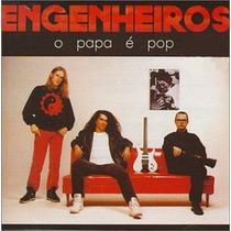 Cd Engenheiros Do Hawaii - O Papa E Pop (912964)