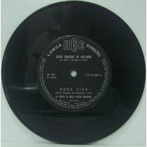 Compacto Vinil Chico Buarque - Roda Viva - 1967 - Rge