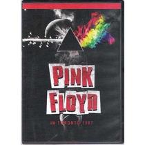 Dvd Pink Floyd In Toronto 1987