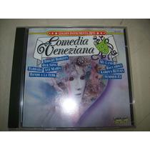 Cd - Comedia Veneziana - Golden Instrumental Hits -importado
