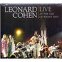 Leonard Cohen - Dvd + Cd - Live At The Isle Of Wight 1970