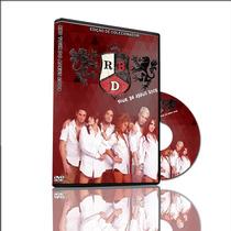 Dvd Rbd Rebeldes Ao Vivo Tour De Adeus 2008