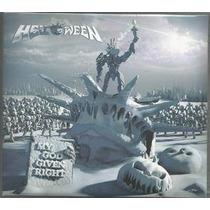 Helloween - My God Given Right - (digipack) - (2bonus)-(nac)