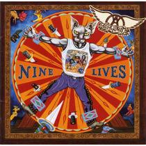 Cd - Aerosmith - Nine Lives - Frete Grátis