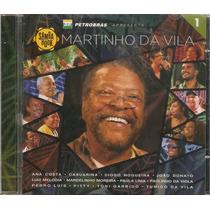 Cd Martinho Da Vila - Samba Book - Novo***