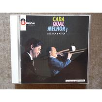 Luiz Eça & Astor - Cada Qual Melhor - 1961 - Cd