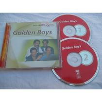 * Cds - Golden Boys - Rock Pop Nacional