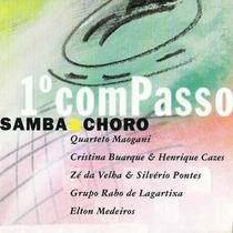 Cd 1º Compasso Samba E Choro - Digipack