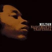 Cd Milton Nascimento - Travessia (1967) ( Novo Lacrado )