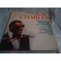 Lp Vinil - Ray Charles - Grandes Sucessos - Som Livre - 1986