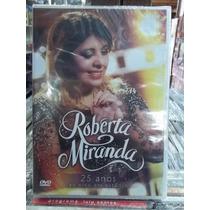 Roberta Miranda 25 Anos Ao Vivo No Estudio Dvd Original Lacr