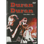 Dvd Duran Duran Anos 80/90 Live In London - Lacrado Fábrica