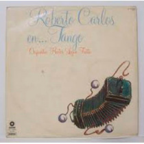 Lp Orquestra Hector L. F. - Roberto Carlos En Tang