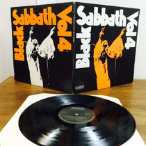Lp Black Sabbath Vol 4 Importad Capa Dupla Rara Prensagem Uk